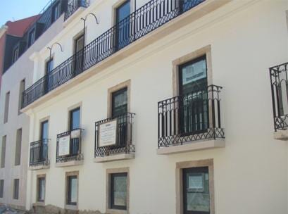 Residential Condominium at Travessa do Barbosa, Li