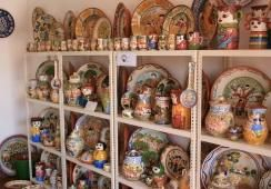 Handmade Pottery of Alentejo Portugal