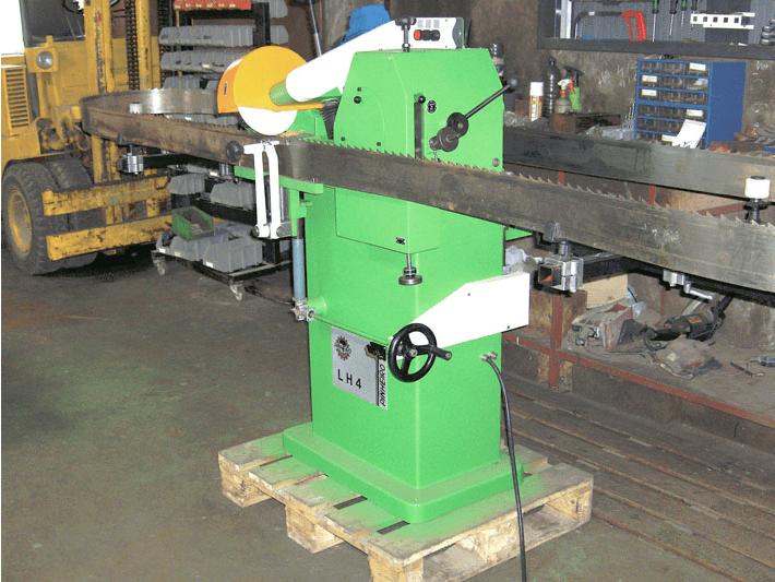 Limadores Automáticos de Fitas de Serra