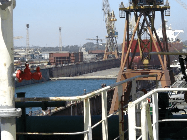 Dry dock 2 Lisnave