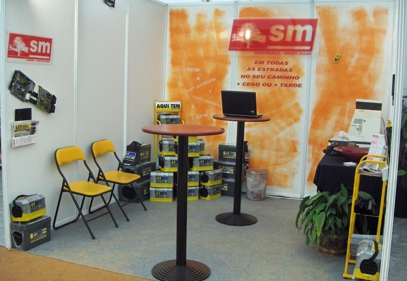 Stand Expoflorestal 1