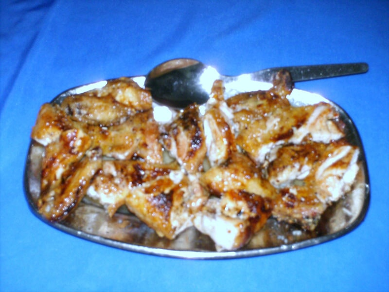 Grilled Chicken - Franguinho da Guia