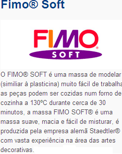 Massa Fimo Soft