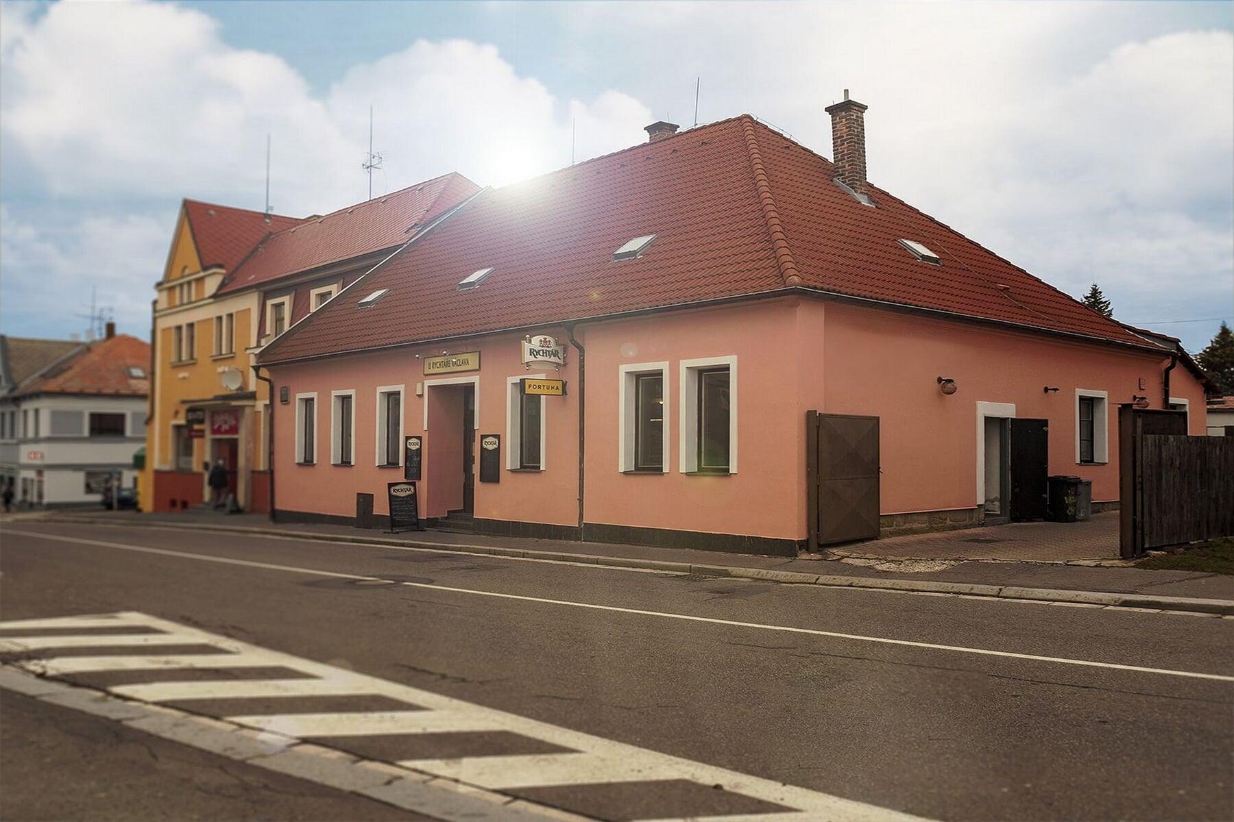 Restaurace U Václava Chrudim