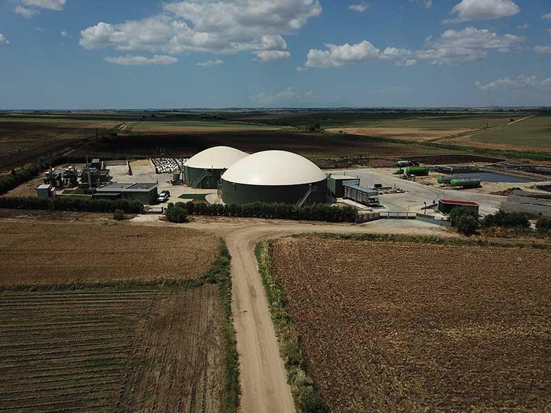 Βιοαέριο Κομοτηνής, 1 MW