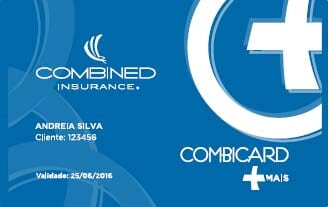 COMBINED INSURANCE Combicard +