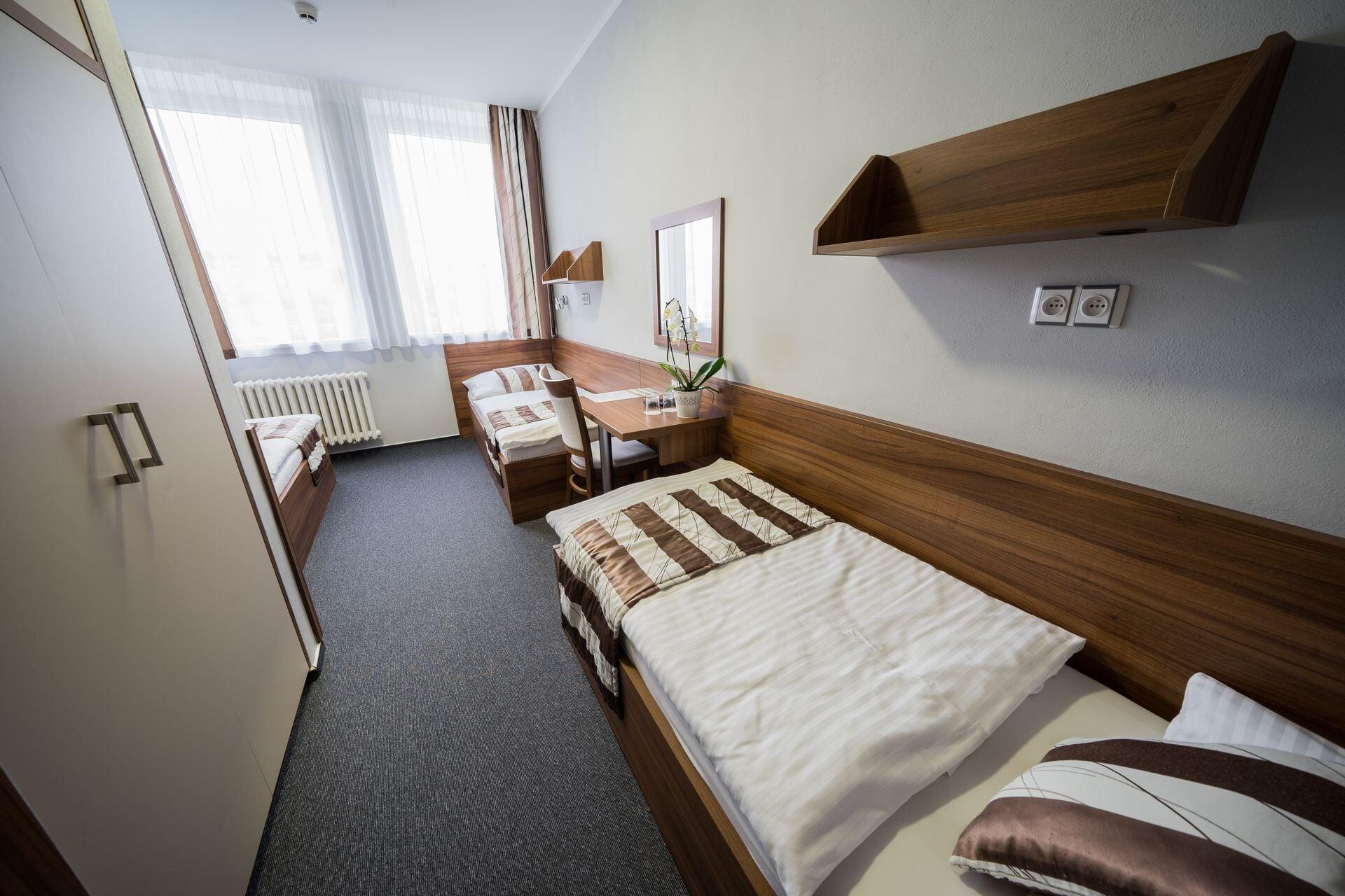 TRIPLE pokoj 105 II.