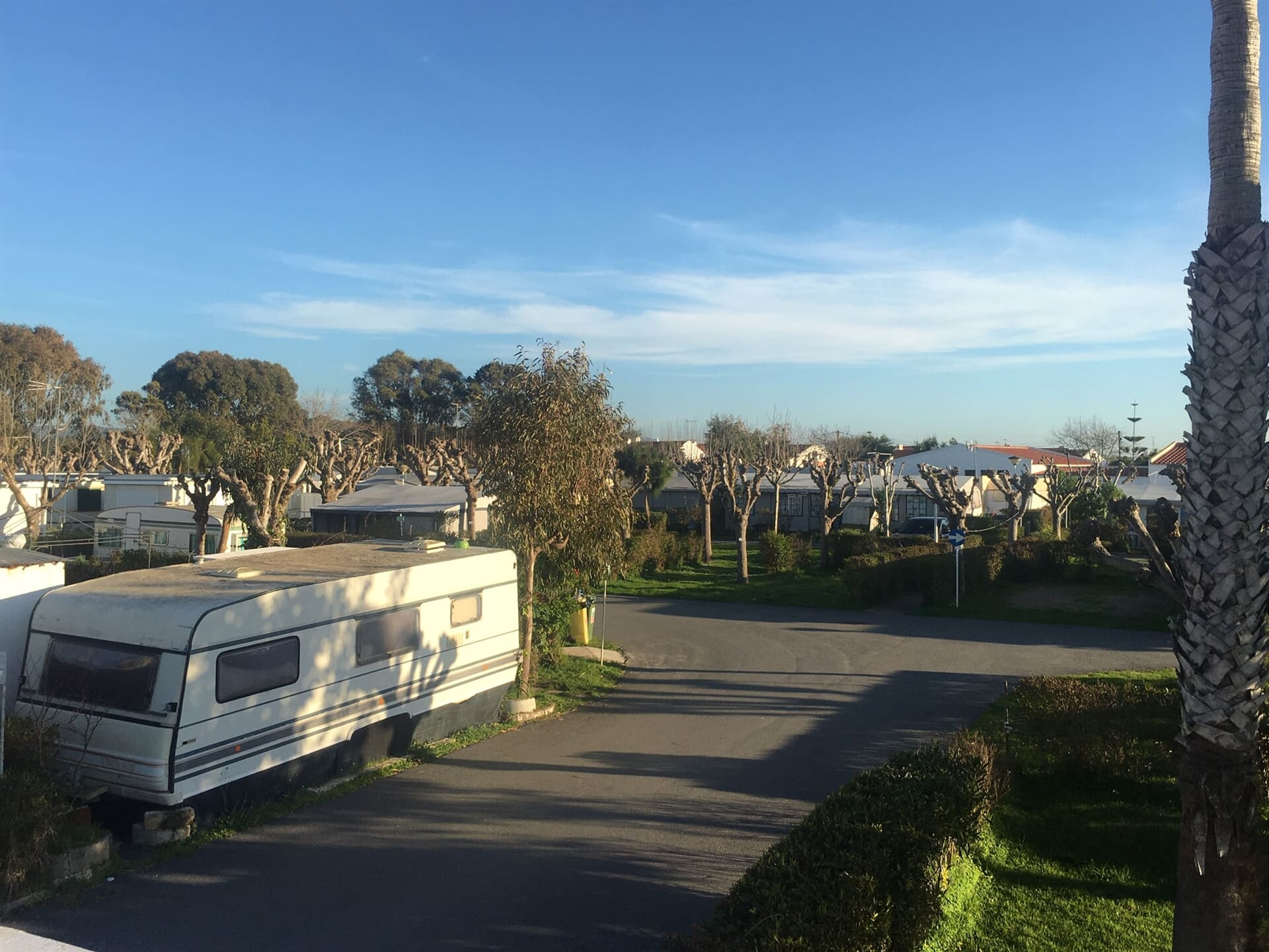 Parque de Campismo de Porto Covo