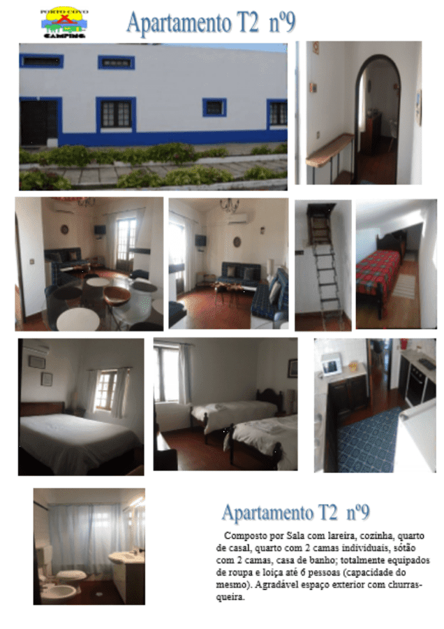 Apartment T2 (nº 9)