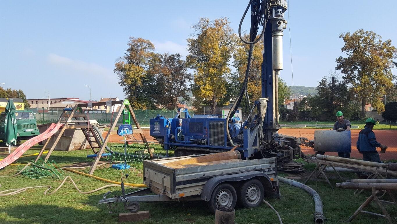 Vrtané studny Brno