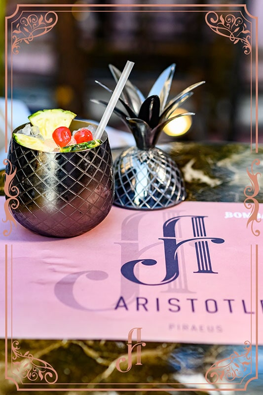 Coctails Aristotle Piraeus