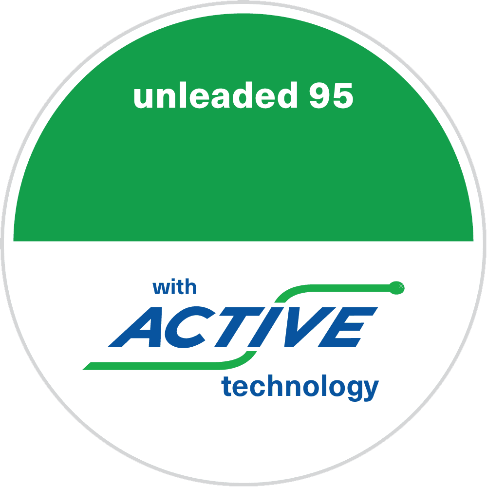unleaded 95 - ACTIVE BP