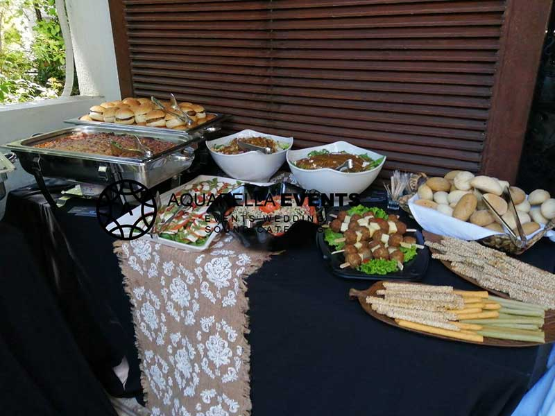 Aquarella Catering