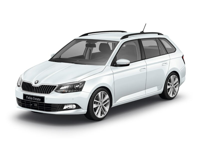 Scoda Fabia Estate
