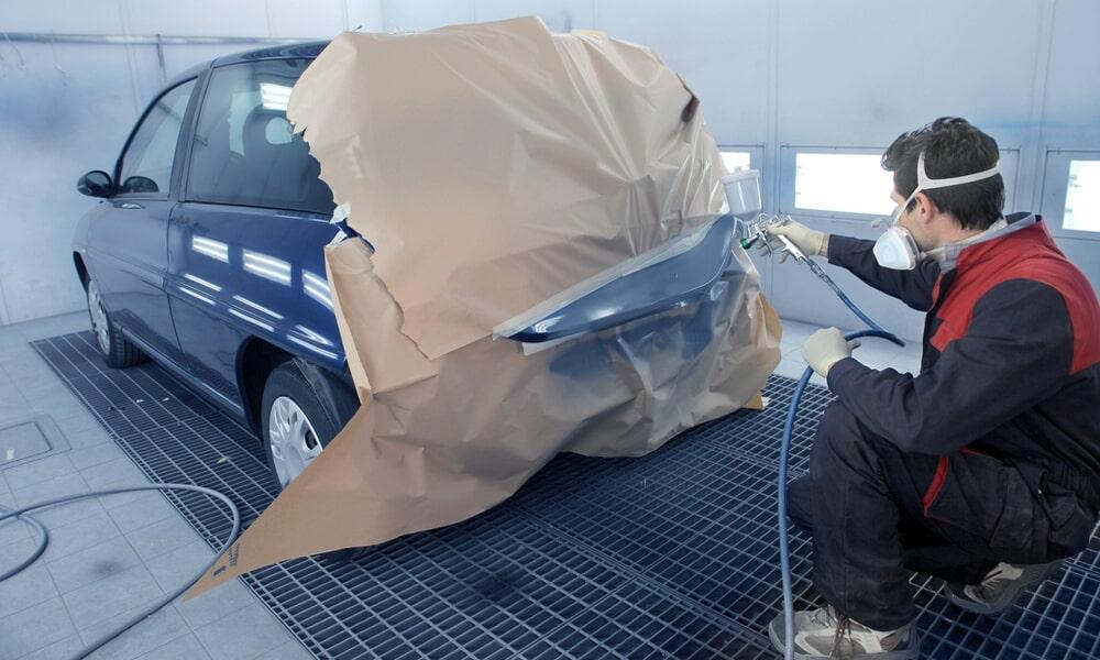 lakování automobilů Tábor