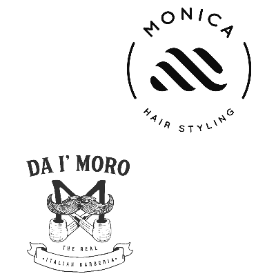 Monica Hair Styling e da I'Moro The Real Italian Barberia