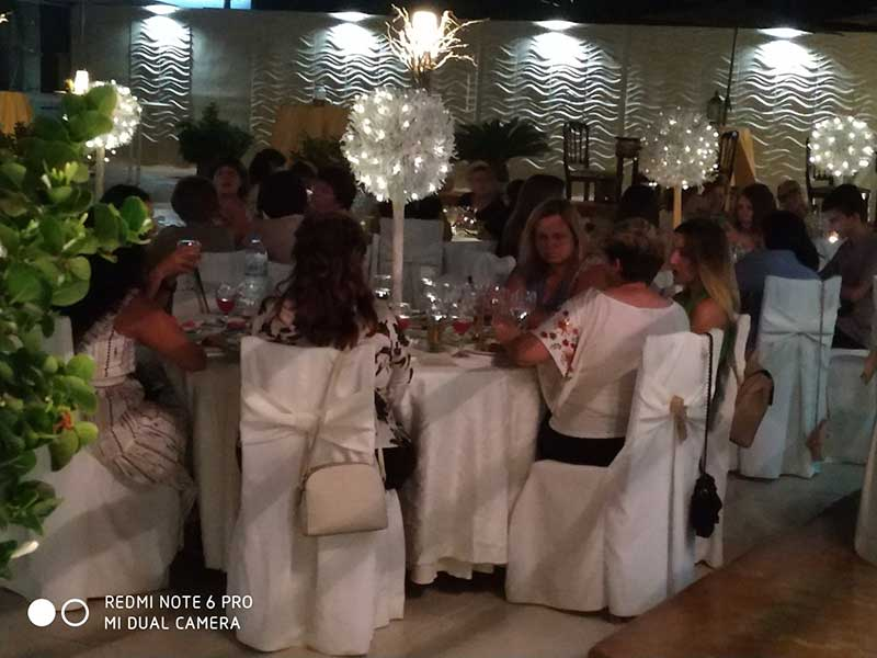 Amalia events - Δεξιώσεις - Συνέδρια - Catering - Aquarella Events