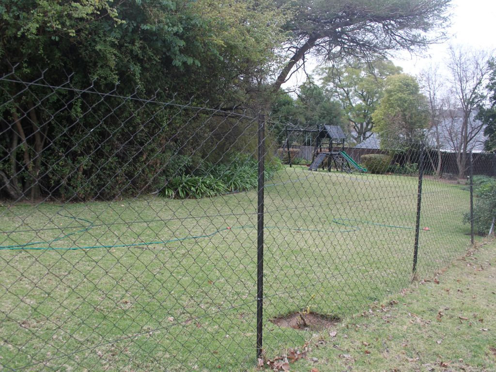 Diamond Mesh Fencing