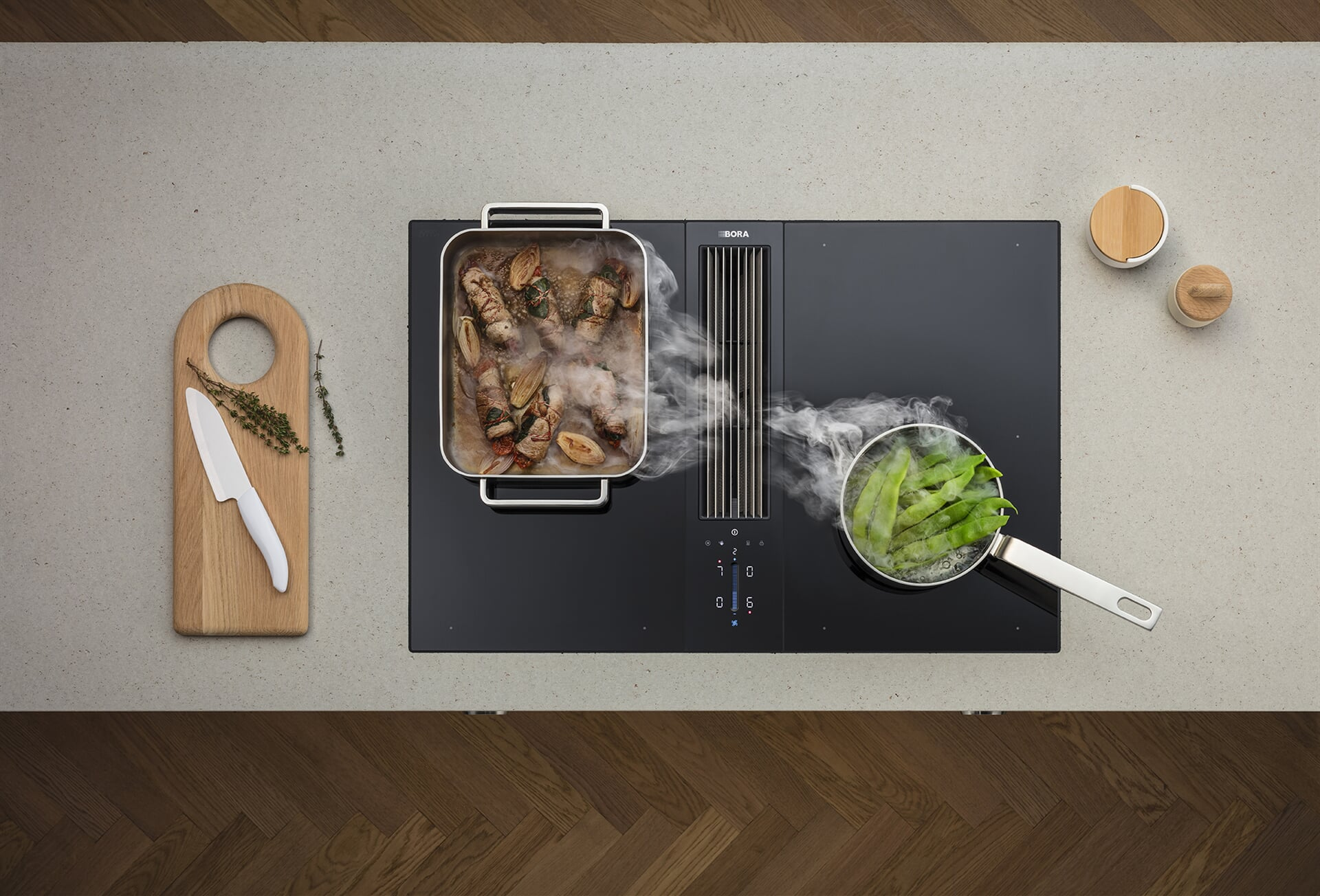 Bora - cozinhas