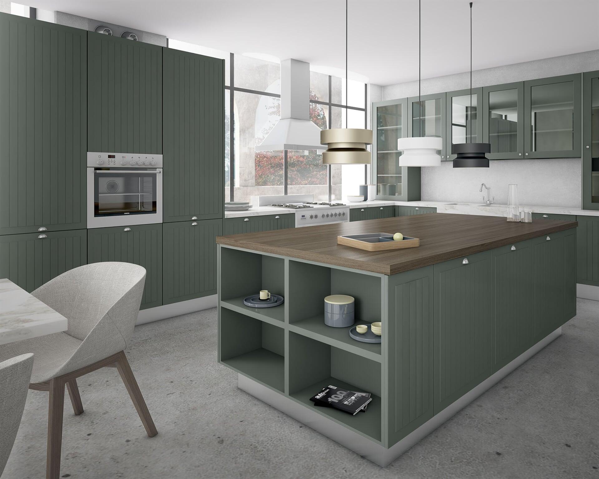 Cozinha Oslo