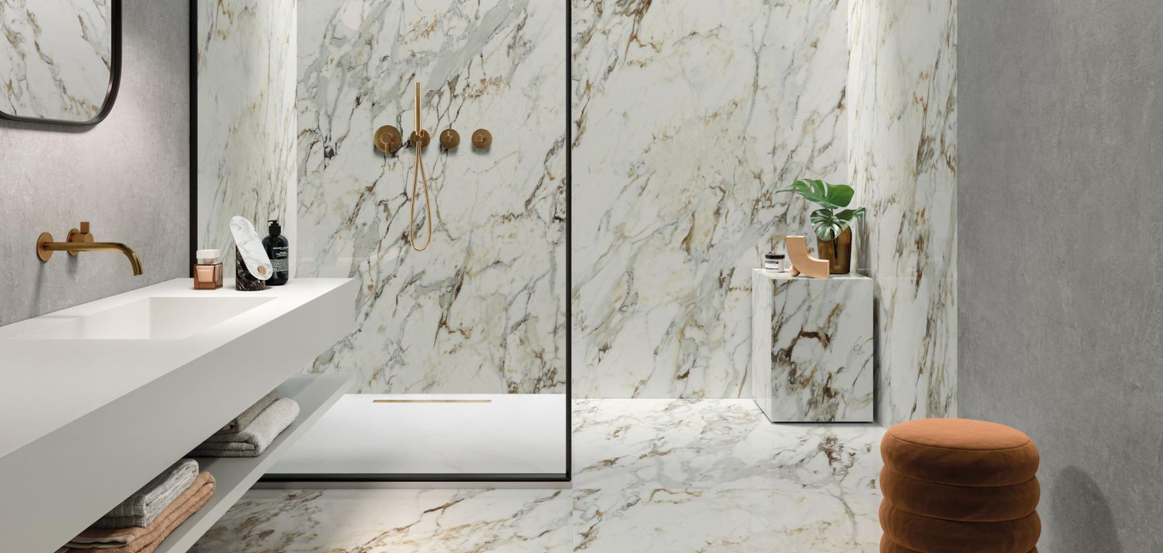 Supergres Purity of Marble Brecce
